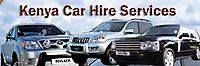Kenya Car Hire Services Nairobi