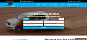 Limo Services in Dubai United Arab Emirates