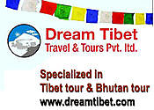 Dream Tibet Travel & Tours (P) Ltd Kathmandu