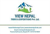 View Nepal Treks and Expedition Kathmandu