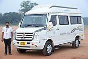 Tempo Traveller Rent From Mysore To Coorg  Masikeri Mysore