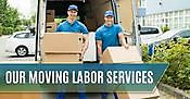 Moving labor service in jacksonville JacksonVille