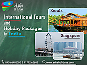 Arha Holidays Hyderabad
