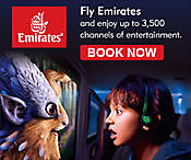 Emirates Airline Cheap Tickets UAE