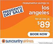 Sun Country Airlines Tickets Dallas