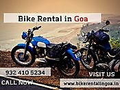 Bike Rental in Goa Goa