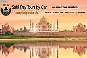 Sahil Day Tours by Car Agra