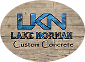 lknconcrete Charlotte, Lake Norman, Huntersville, Mooresville, Davidson, Denver, North Carolina, NC