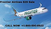 Frontier Airlines $29 Sale Bellaire